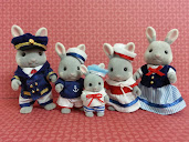 #9 Calico Critters Wallpaper