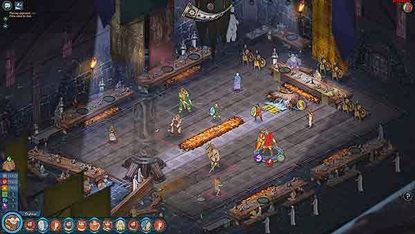 Download Free Strategy Games - Banner Saga Factions