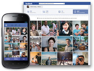 Fitur Photo Sync Facebook Untuk iOS dan Android Dirilis