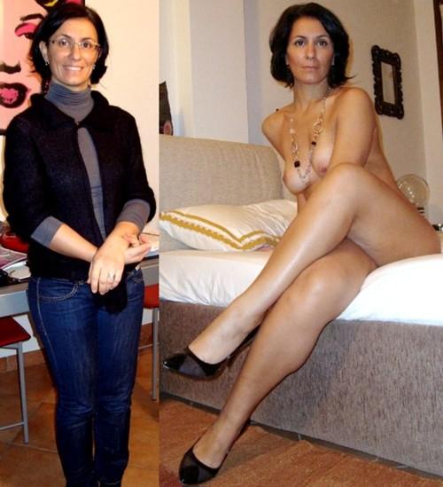 descalzas y famosas 5: mas ex novias vestidas y desnudas. ex-wifes nude