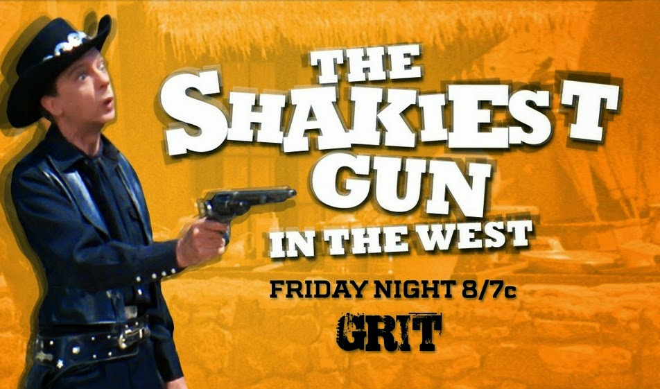 The Shakiest Gun In The West - Pictures, posters, news and ...