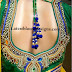 Maggam Work Bridal Saree Blouse