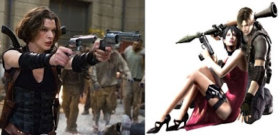 Resident Evil 5 Retribution Movie