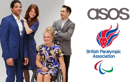 Asos vestirá al equipo paralímpico británico