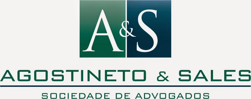 Criação de Logomarca para Advocacia Agostineto & Sales