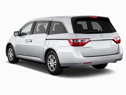 صور سيارة هوندا اوديسي 2013 Honda Odyssey