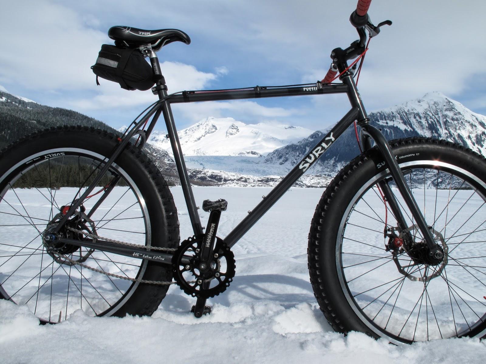 Biciak Budget Pugsley Fat Bike Upgrade To 9zero7 With Origin8