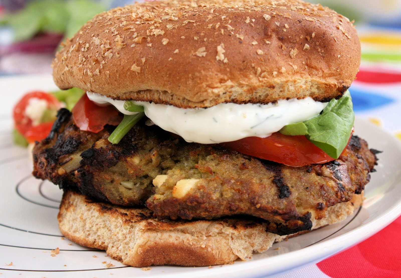 ... burger every time we make turkey burgers i m always pleasantly
