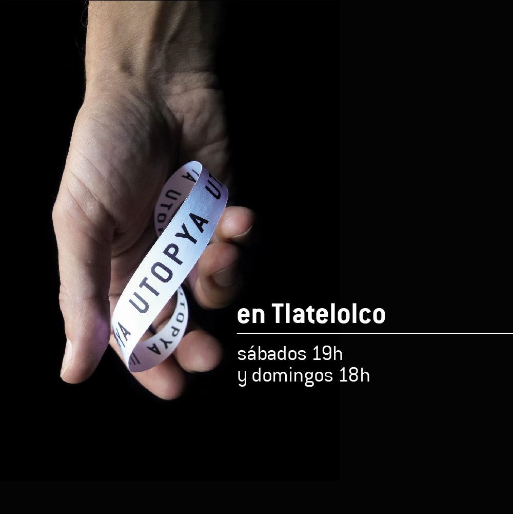 "Obra multidisciplinaria ""Utopya"" celebra 50 años de Tlatelolco"