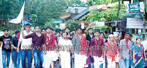 Kasaragod, SFI, Winner, Election, Kerala, Kannur University, Candidate.