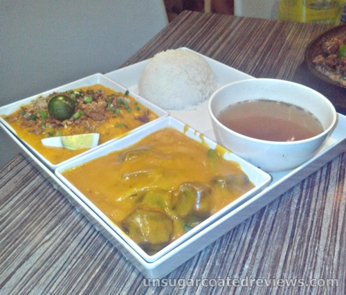 beef kare-kare at Kusina ng Gerry's by Gerry's Grill
