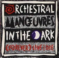 Orchestral Manoeuvres In The Dark - Forever Live And Die Vinyl Sleeve