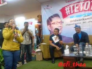 Launching #Tetot: Aku, Kamu dan Media Sosial