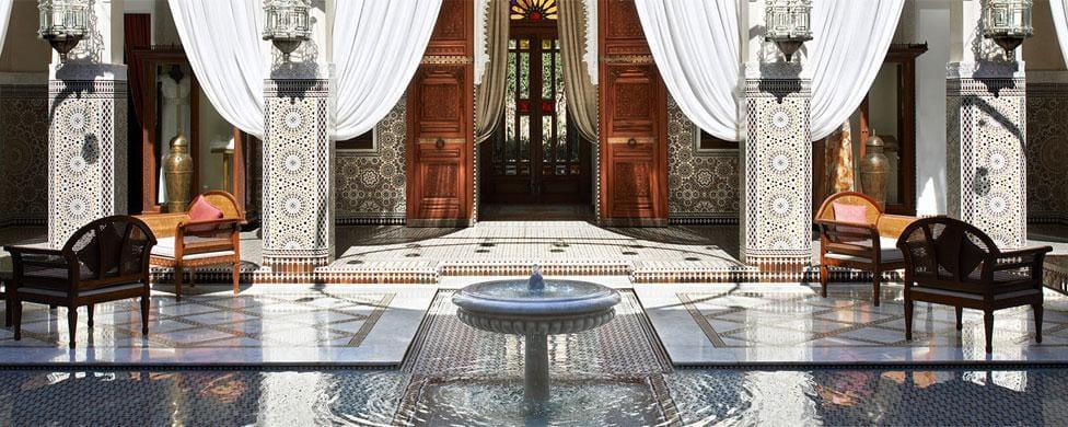 Guia de turismo no Marrocos