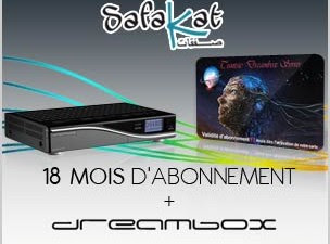 Safakat.tn lance son offre Dreambox