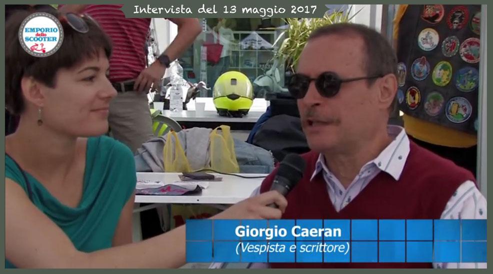 Intervista a Giorgio Càeran