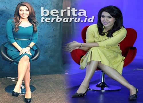 Presenter Cantik TV One Winny Charita
