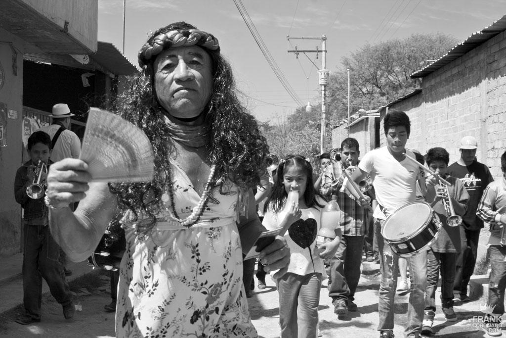 desfile carnaval san martin tilcajete oaxaca