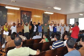 FOTOS DA ASSEMBLÉIA GETAL DE 17 DE FEVEREIRO DE 2011