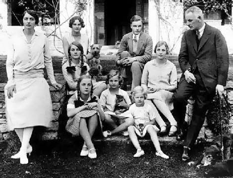 The Mitford family (c) The Mitford Society