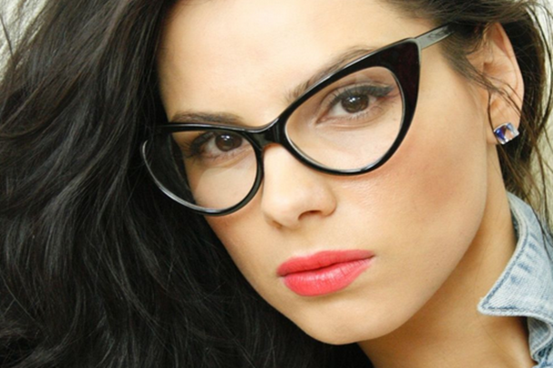 Fashion Designer Eyeglass Frames