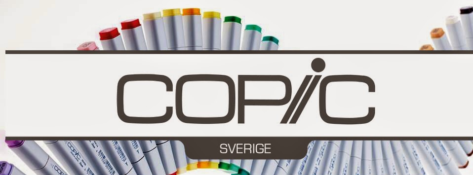 Copic Marker Sverige