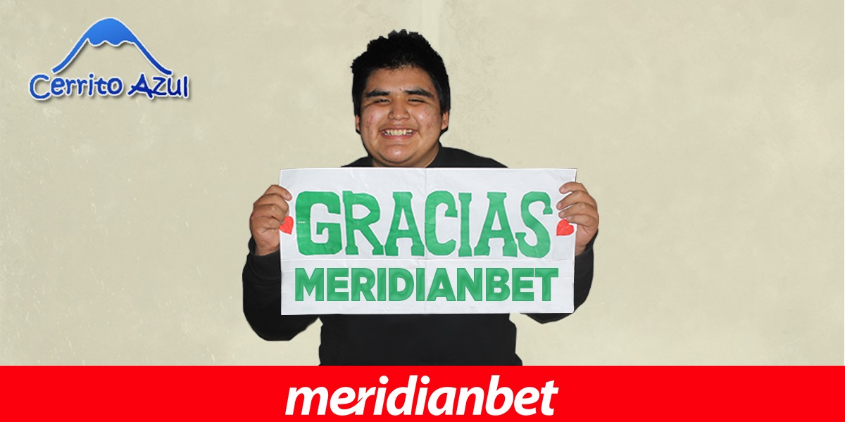¡MERIDIANBET LLEVÓ AYUDA A LA ONG CENTRO CERRITO AZUL!