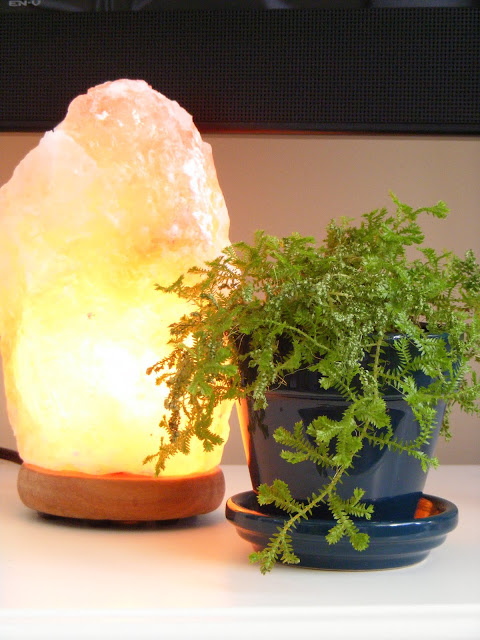 Properties Of Salt Lamps : Moon to Moon: Current obsession: Himalayan Salt Lamps..