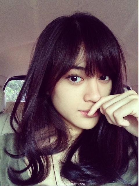 Foto Sefie Cantik Wanita Indonesia! Aduh gan Nahan!! Cantik Banget
