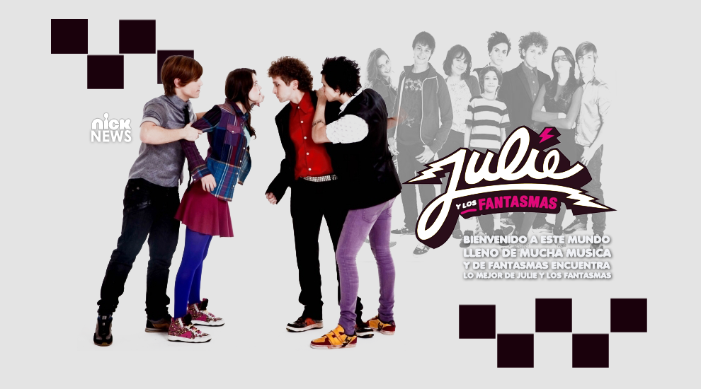 Julie y los Fantasmas-news-*-*
