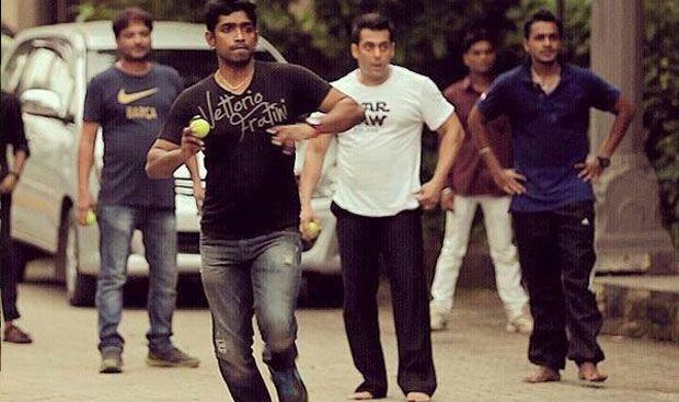 Salman Khan in Prem Ratan Dhan Paayo