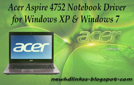 драйверы для aspire windows 7