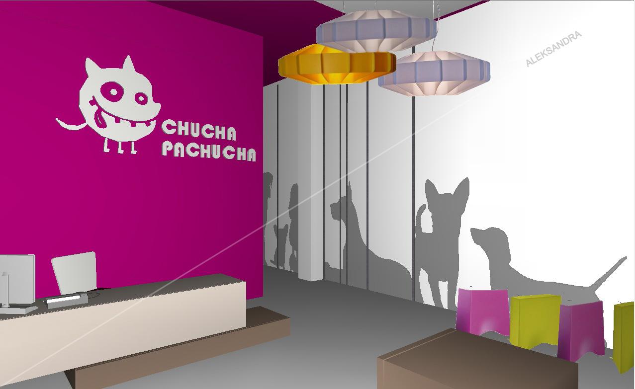 Aleksandra kaminska arquitecta y dise adora de interiores - Diseno de clinicas veterinarias ...