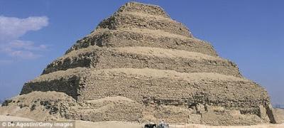 失落金字塔 17座