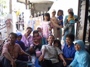Keluarga Maimunah Khadijah