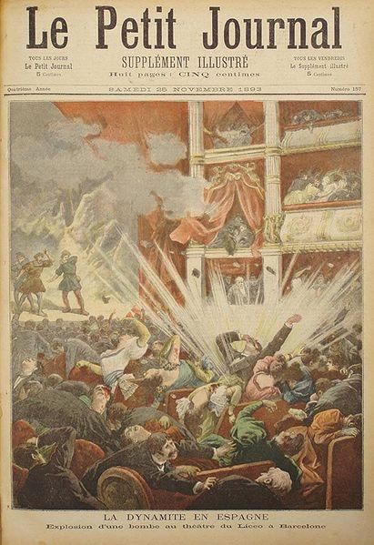 Jose antonio bru blog los anarquistas de bakunin a ferrer guardia - Le journal d eyragues ...