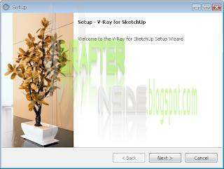 Cara Install VRay 1.49 dengan Patch