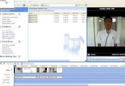 ... Gawang: Tutorial Belajar Edit Video Menggunakan Windows Movie Maker