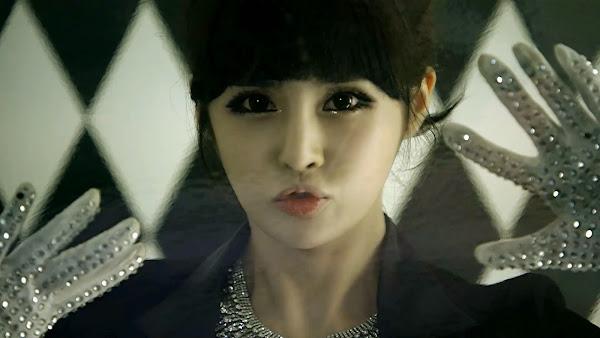 T-ara Boram Sexy Love