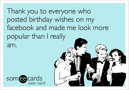 How to say thank you for birthday wishes on facebook thank you thanks for birthday wishes for facebook m4hsunfo
