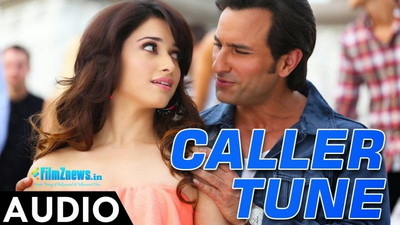 Caller Tune Lyrics from Humshakals (2014)