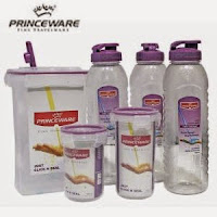 Buy Princeware Blue Matte Finish Aqua Water Bottles Set of 6 at Rs.379 : Buy To Earn