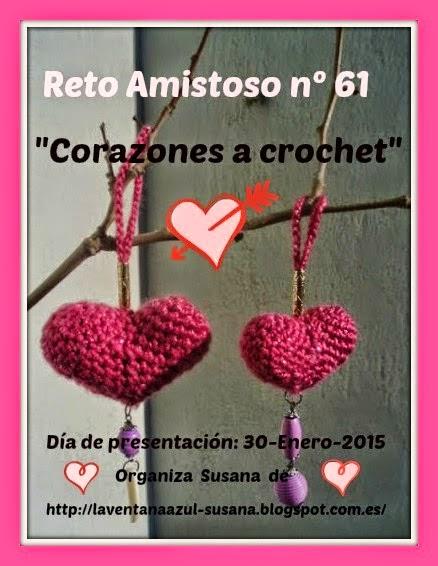RETO AMISTOSO 61. ENTREGA EL 30 DE ENERO