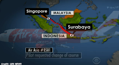 Airasia Flight 8501 Search Suspended in Indonesia