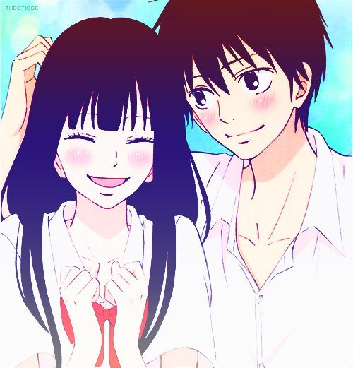 Anime Anime Couple Couple Cute Kawaii Favimcom 308162jpg