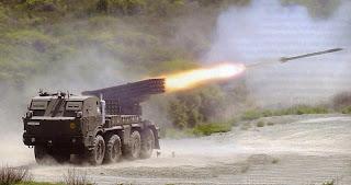 RM-70 Multiple Rocket Launcher System