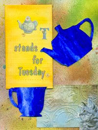 T for Tuesday