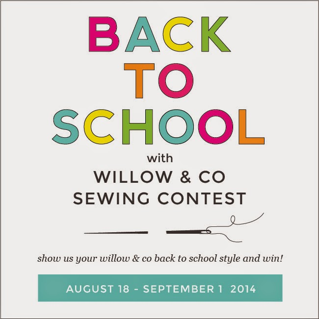 Back to School 2014 Contest