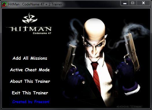 скачать трейнер для Hitman Blood Money - фото 3