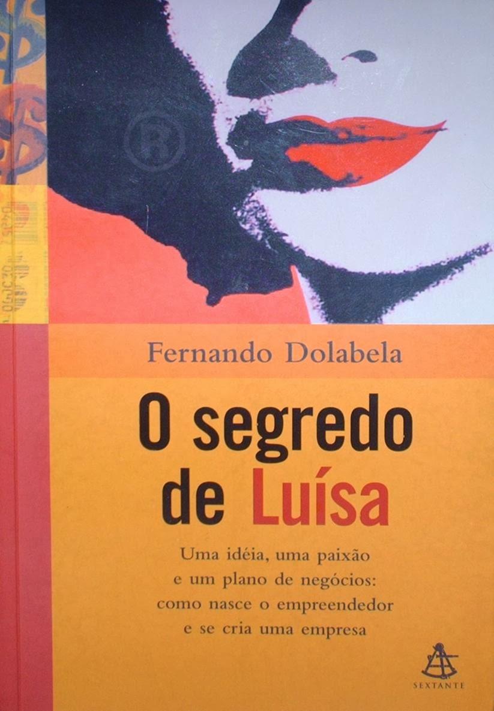 O Segredo de Luisa, livro sobre empreendedorismo